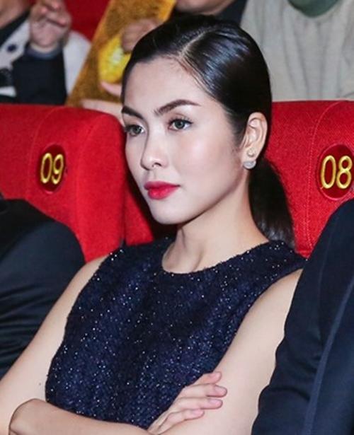 Tăng Thanh Hà quá xinh đẹp sau hơn 1 năm sinh con - 2