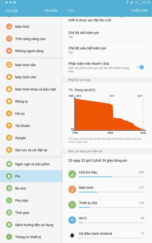 """Vũ khí để Galaxy Tab A6 10.1"""" vô đối trong phân khúc tầm trung - 3"""