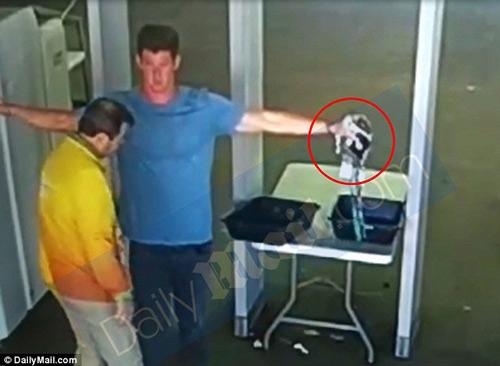 Báo án sai, đồng đội của M.Phelps đối mặt 3 năm tù - 3