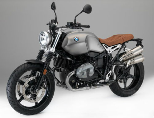 2017 BMW Motorrad R nineT có thêm hai mẫu mới - 2