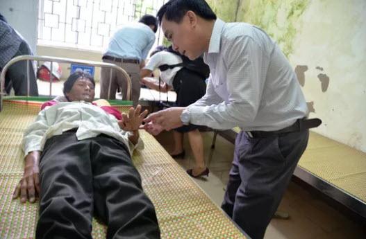 """Phát hiện 2 trường hợp mắc bệnh """"lạ"""" ở Quảng Ngãi - 1"""