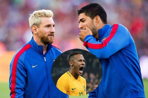 Neymar: Sau Olympic là cuộc chiến đá chính ở Barca - 2