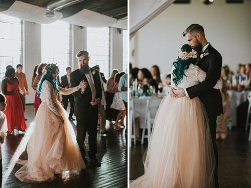 Cô dâu bị liệt 8 năm bỗng đứng dậy trong lễ cưới - 8