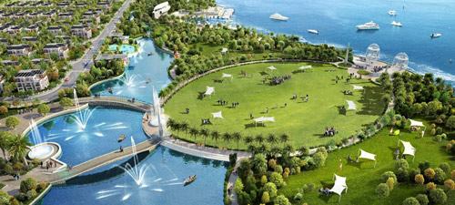 """Park View – Khi công viên là """"vườn nhà"""" - 2"""