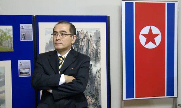 Tâm sự của Phó đại sứ Triều Tiên trốn sang Hàn Quốc - 2