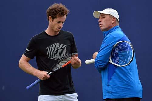 Cha mẹ sinh Murray tài năng, Lendl sinh nhà vô địch - 1