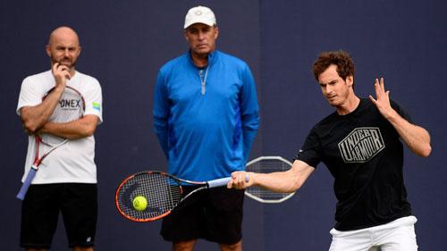 Cha mẹ sinh Murray tài năng, Lendl sinh nhà vô địch - 2