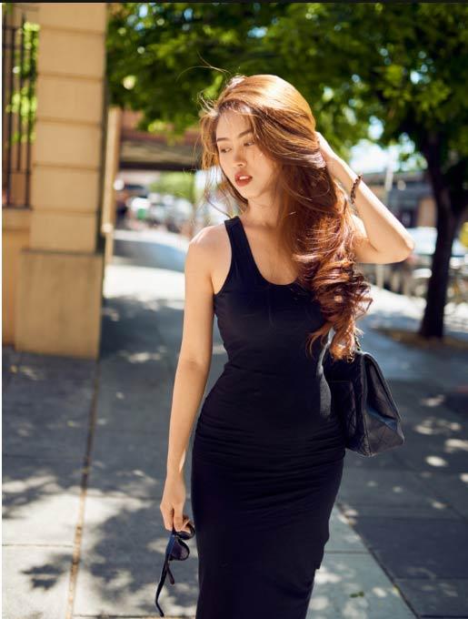 Blogger Việt không chỉ xinh như hoa hậu còn mặc đẹp - 3