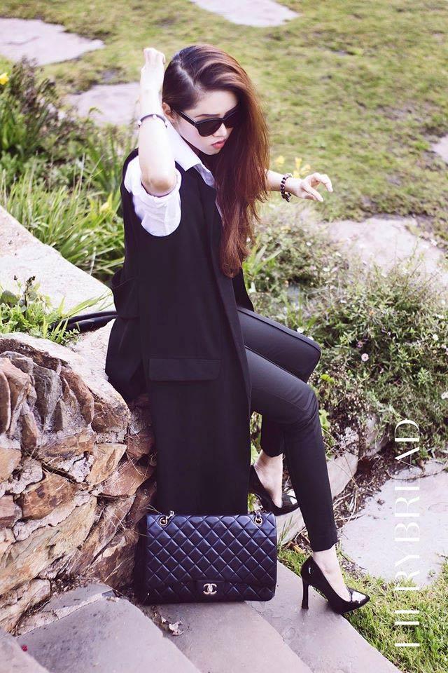 Blogger Việt không chỉ xinh như hoa hậu còn mặc đẹp - 7
