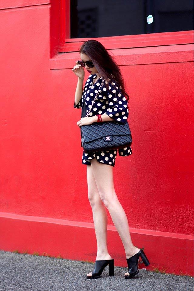 Blogger Việt không chỉ xinh như hoa hậu còn mặc đẹp - 11