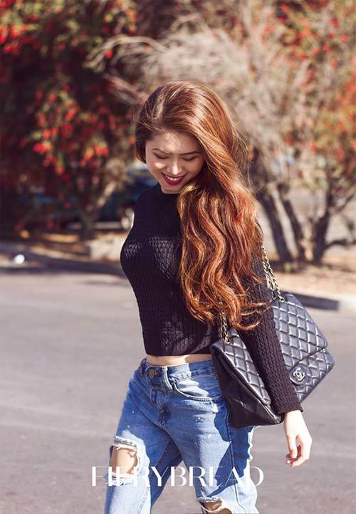 Blogger Việt không chỉ xinh như hoa hậu còn mặc đẹp - 14