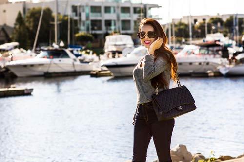 Blogger Việt không chỉ xinh như hoa hậu còn mặc đẹp - 10
