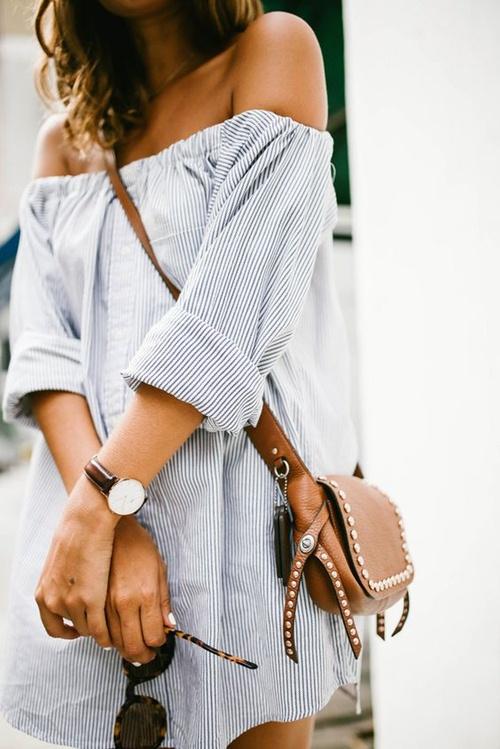 Nếu đã thích một chiếc váy kẻ, đừng chần chừ! - 1