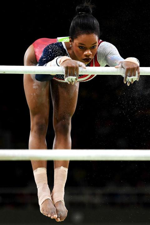 Bí quyết làm đẹp của những bóng hồng Olympic - 1