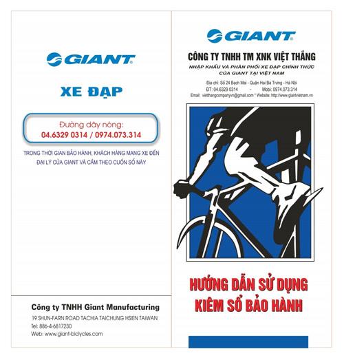 Cách phân biệt xe đạp GIANT chính hãng mà người tiêu dùng cần biết - 4
