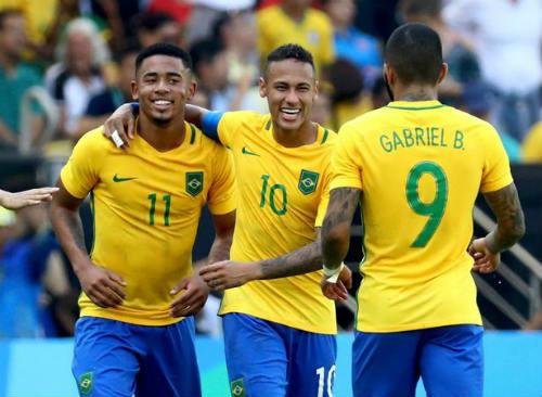 Chung kết kinh điển Brazil - Đức: HCV Olympic ở rất gần - 1
