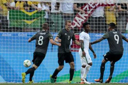 Chung kết kinh điển Brazil - Đức: HCV Olympic ở rất gần - 2