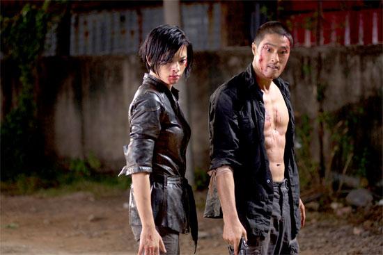 Video: Mãn nhãn cảnh võ thuật của Vân Ngô và Trí Nguyễn - 1