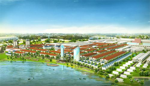 Sắp ra mắt khu đô thị sinh thái ven sông Cổ Cò 5 view đẳng cấp - 2