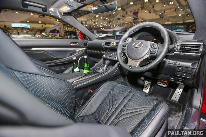 Ra mắt mẫu xe Lexus RC F độ sợi carbon - 6