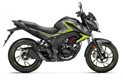 """""""Phát thèm"""" Honda CB Hornet 160R màu mới giá 27 triệu đồng - 1"""