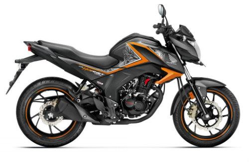 """""""Phát thèm"""" Honda CB Hornet 160R màu mới giá 27 triệu đồng - 2"""