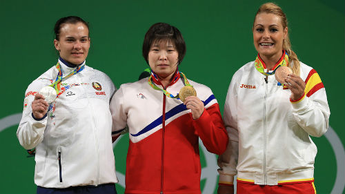 Bảng xếp hạng Olympic: Bất ngờ Triều Tiên là số 1 - 1