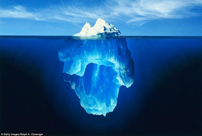 Ngắm núi băng 3 vạn năm tuổi cổ nhất thế giới - 2
