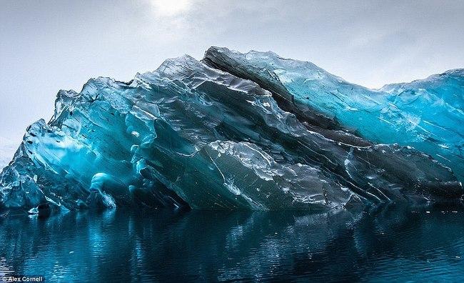 Ngắm núi băng 3 vạn năm tuổi cổ nhất thế giới - 9