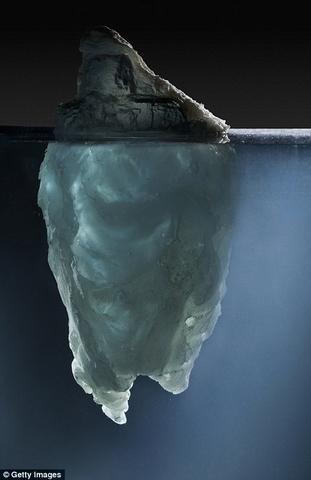 Ngắm núi băng 3 vạn năm tuổi cổ nhất thế giới - 8