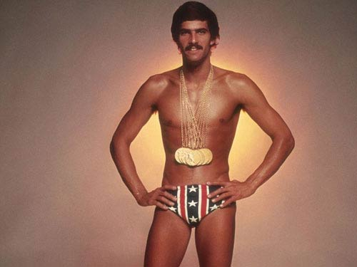 Khoe 5 HCV, Michael Phelps tri ân huyền thoại bơi lội - 2