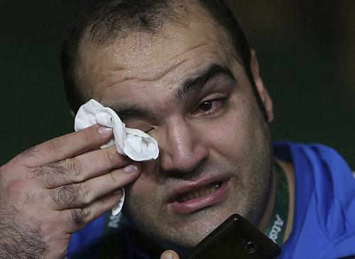 """Olympic: Mất HCV đau đớn vì """"kẻ thù"""" làm trọng tài - 1"""