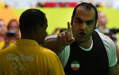 """Olympic: Mất HCV đau đớn vì """"kẻ thù"""" làm trọng tài - 2"""