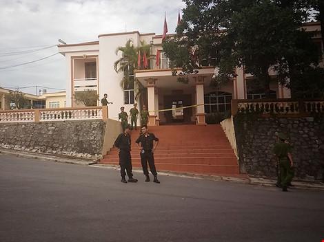 Lãnh đạo Yên Bái bị bắn: Siết an ninh tại nhà nạn nhân và nghi phạm - 1