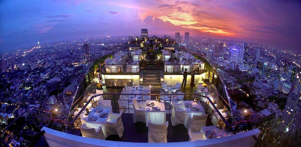 Những khách sạn có sân thượng đẹp nhất thế giới - 2