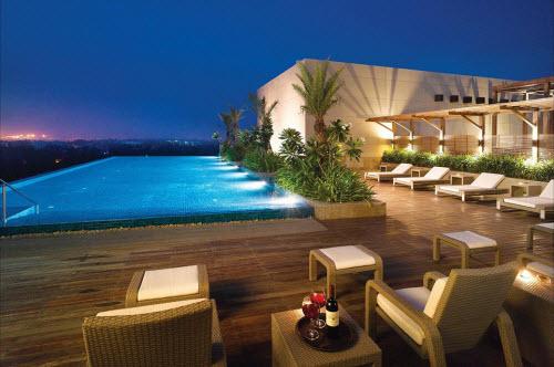 Những khách sạn có sân thượng đẹp nhất thế giới - 8