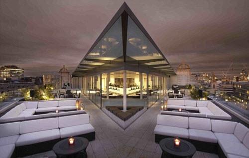 Những khách sạn có sân thượng đẹp nhất thế giới - 15
