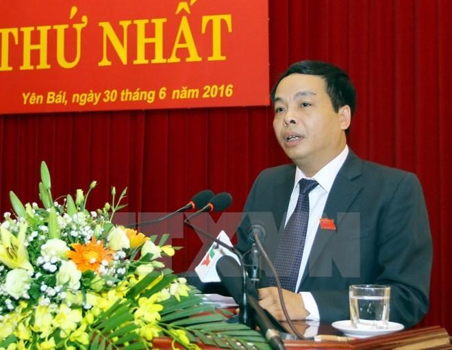 Tiểu sử Bí thư và Chủ tịch HĐND tỉnh Yên Bái - 2