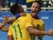 Chung kết kinh điển Brazil - Đức: HCV Olympic ở rất gần