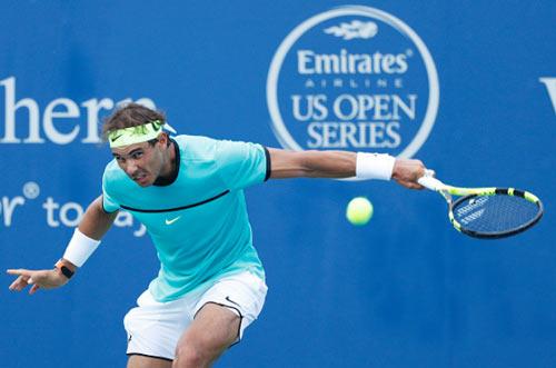 Nadal - Coric: Dễ dàng gây sốc (V3 Cincinnati) - 1