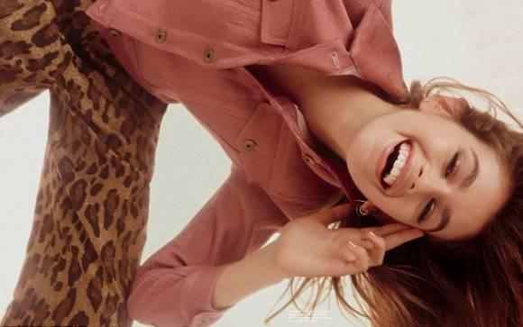 Con gái Cindy Crawford lên bìa tạp chí thời trang danh tiếng - 7