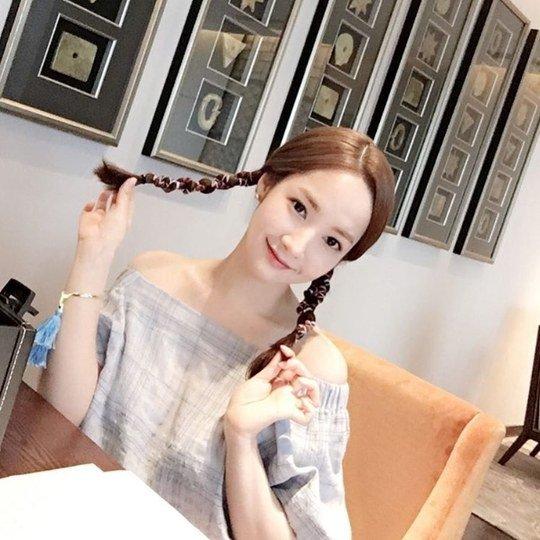 Bồ cũ Lee Min Ho xinh đẹp rạng ngời sau 5 lần dao kéo - 1