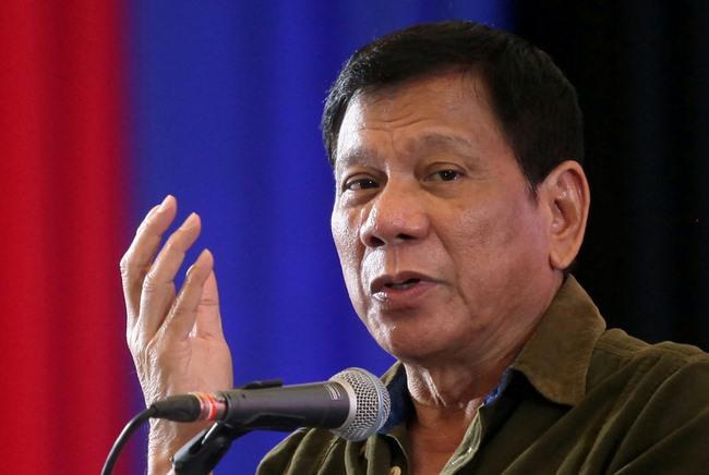 """Tổng thống Philippines muốn """"mặt đối mặt"""" TQ về Biển Đông - 1"""