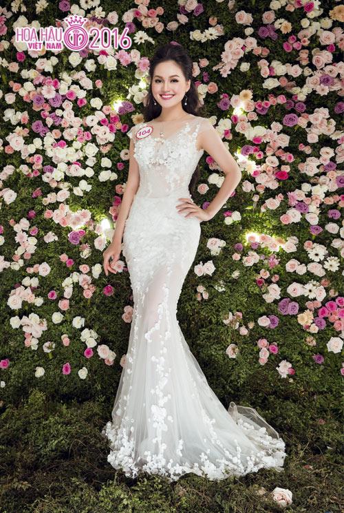 """Top 33 Hoa hậu VN đẹp """"chín mọng"""" với váy dạ hội - 1"""