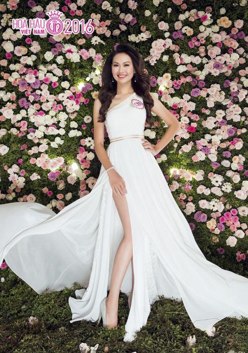 """Top 33 Hoa hậu VN đẹp """"chín mọng"""" với váy dạ hội - 7"""