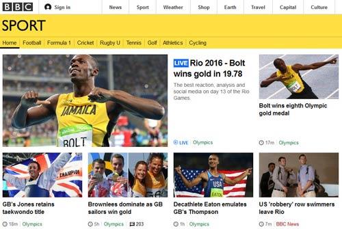 """161 giây lấy 8 HCV Olympic: """"Người ngoài hành tinh"""" U.Bolt - 3"""