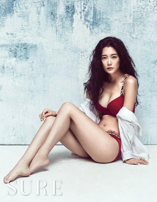 """""""Bom sex Hàn"""" quá bốc lửa lấn át nữ chính Xa Thi Mạn - 4"""