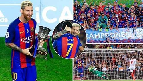 Trước vòng 1 Liga: Real lo lắng, Barca tự tin - 1