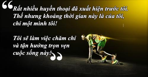Huyền thoại Usain Bolt: Vĩ đại & ngạo nghễ (Infographic) - 6