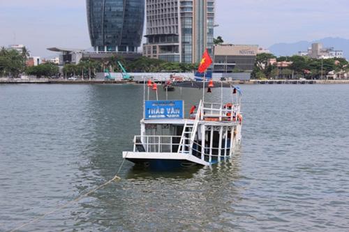Khởi tố nguyên GĐ Cảng vụ Đà Nẵng vụ lật tàu sông Hàn - 1
